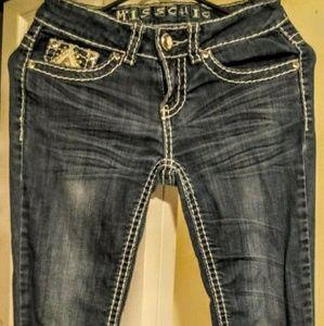Skinny Jean Pants